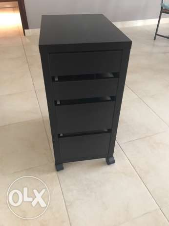 IKEA Micke desk drawers