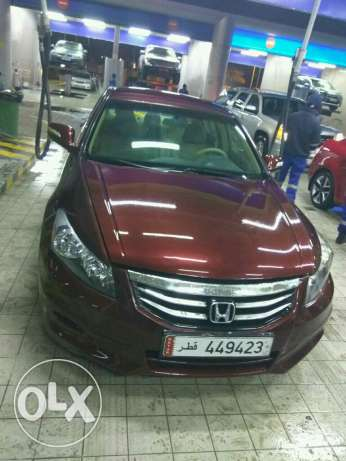 Urgent Honda Accord 2011 for sale
