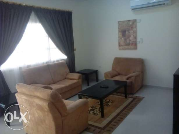 Fully Furnished Two Bedroom Flat in Ain Khaled