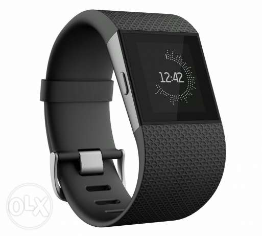 Fitbit surge with Heart rate monitor