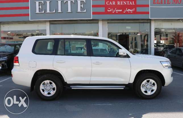 Toyota -Land cruiser G Model 2017