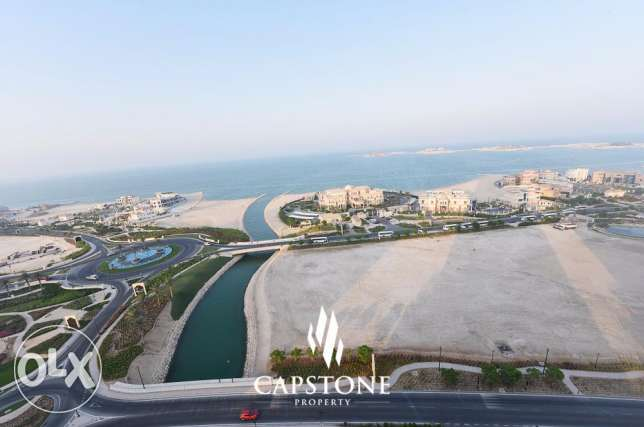 FREE 1 MONTH: 2 Beds + 1 Kid's Playroom, The Pearl Apartment الؤلؤة -قطر -  2