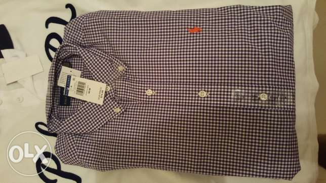 Brand new Ralph lauren shirts قلب الدوحة -  2