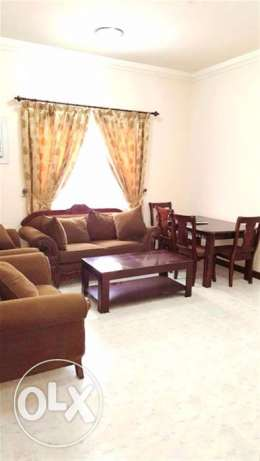 fully furnished 1bhk apartment at Mushaireb