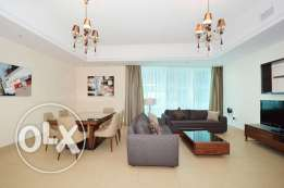 2 Bedroom Spacious Apartment in West Bay
