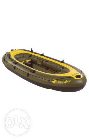 Sevylor inflatable fishing boat
