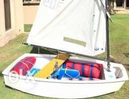 Optimist Boat for Sale (Dropped price)
