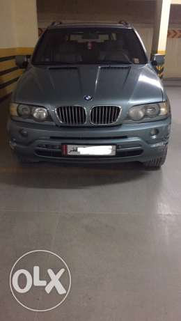 2003 BMW X5 ,first owner ،89000 Klm ,good condition full option
