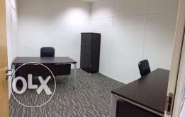 Fully Furnished, 12sqm 1 Room Office [12-SQM] - Al Sadd