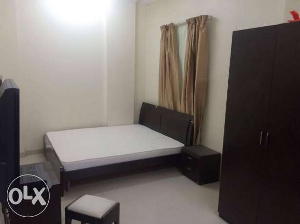 fully furnished STUDIO in al BINMAHMOUD included water and electricity