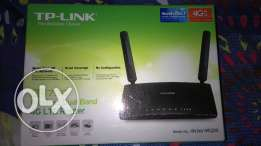 4G Router Model TP link AC 750