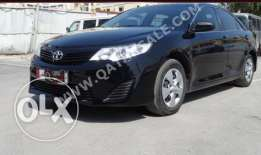 Camry 2015 ,company services ,only 16000/-