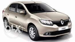 Own a Renault LOGAN-2013 for just QAR.850/p.m.