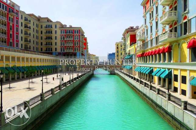 3 Bedrooms semi furnished home with colorful views + 1 month free