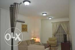 Fully-Furnished 2-Bedroom Flat In -{Bin Mahmoud}-