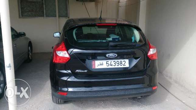 Ford Focus 2013 Hatchback (Black)
