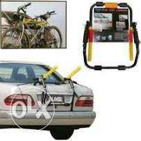 Car trunk bike rack (3 bikes) Made in Taiwan good quality