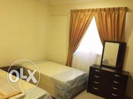 {Fully/Furnished} 2-Bedroom Flat at Al Sadd (Near Millenium Hotel)