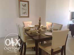 Exclusive! Furnished 1BR at Porto Arabia, The Pearl