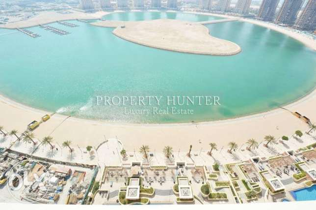 Marina views 2 bedrooms comfy apartment الؤلؤة -قطر -  1