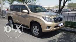 Toyota Prado VX model 2010, full options-excellent condition