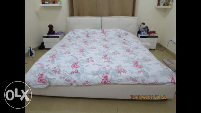 Bed with Mattress for sale نجمة -  1