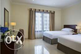 F/F 3/Bedroom Flat - The Pearl Qatar