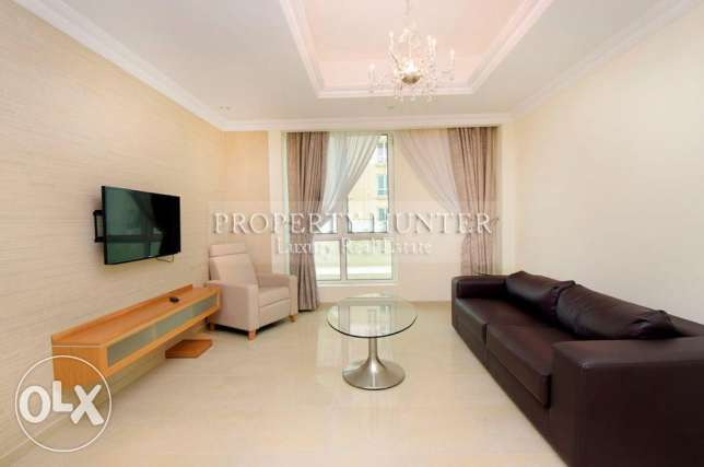 Furnished 1 Bed with Positive Atmosphere
