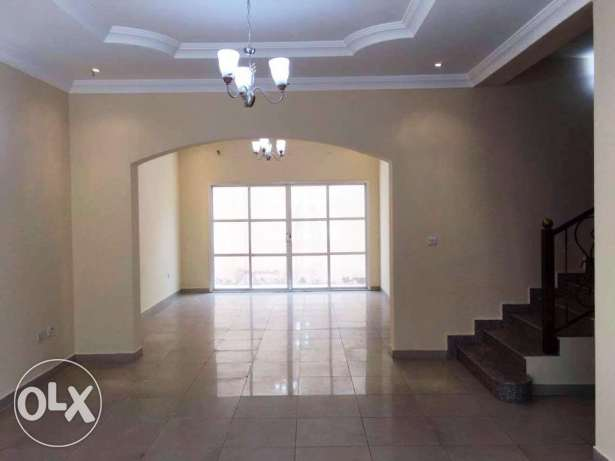 Unfurnished , [3+1] Bedroom Compound villa in Muaither معيذر -  1