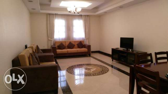 Fully furnished 2 bhk is for rent at najma