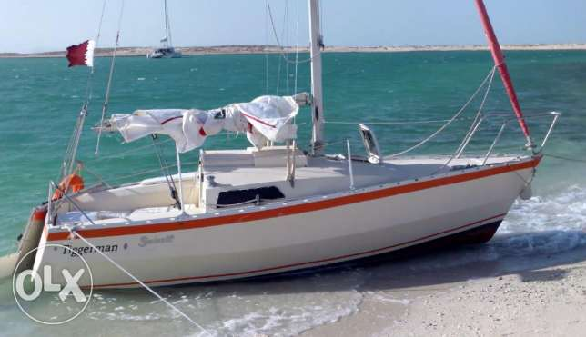 [MUST SELL] 1984 Swift 18 Sailboat