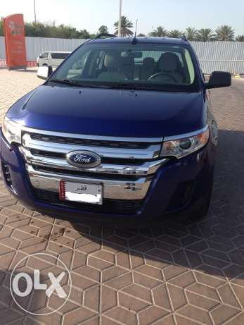 Leaving Qatar - Car Sale (Ford Edge 2013 - SE)