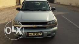 Chevrolet Trailblazer 2008
