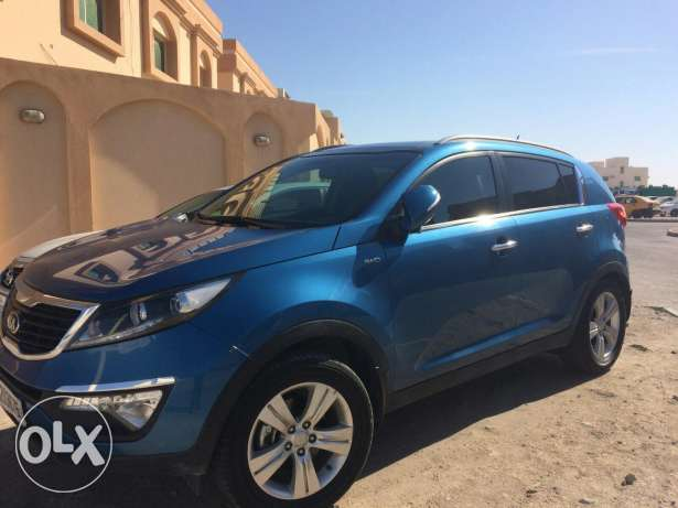 Kia sportage for rent for 1month from april1