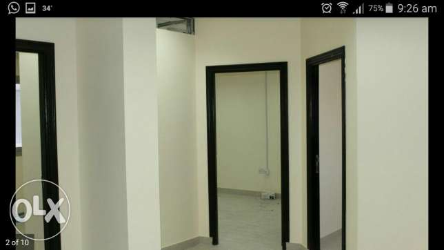 Office for rent in Fareej Abd alaziz in Doha bank building