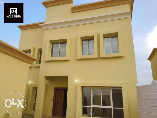 Brand new Semi furnished neat 1 BHK Villa at Thumama only for 3300