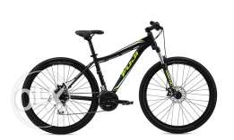 FUJI ADDY 27.5 2.3 BLACK/GREEN Warranty one year on the frame