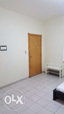 Clean accommodation in Al Waab prime location for Bachelor & Couple