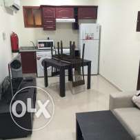 flat for rent in Umm Salal mohamed1BHK fully furnished