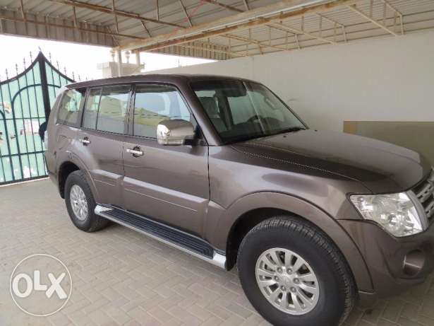 MITSUBITSHI PAJERO V6- for sale - 2014 Model