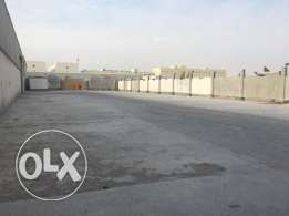 big store and land for rent