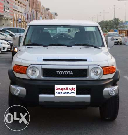 Brand NewToyota Fj Cruiser Model 2016