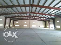 Warehouse for rent in Doha industrial area