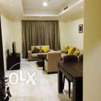 Brand new 2-3 bhk fully furnished flat in najma for family