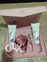 NewPerfume in a Box with Lotion never been used for Sale for Only 95QR