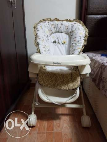 baby dining chair with swing facility for low price