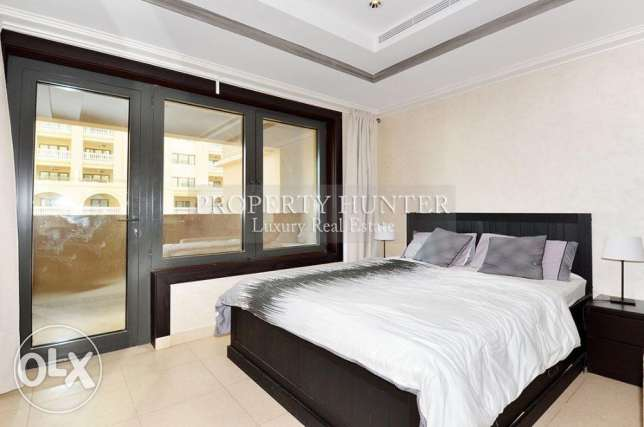 Studio Apartment in Luxury Development الؤلؤة -قطر -  6