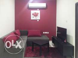 Fully-Furnished 1-BedroomApartment in [Al Sakhama]