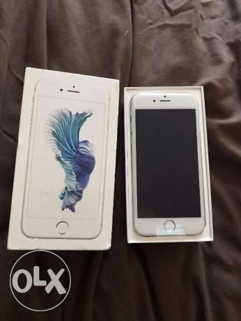 Apple iPhone 6s - 16GB - Silver for sale
