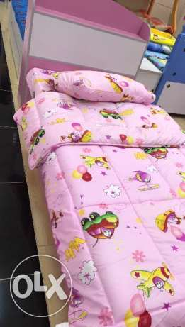 Brand new pink bedroom set for kids
